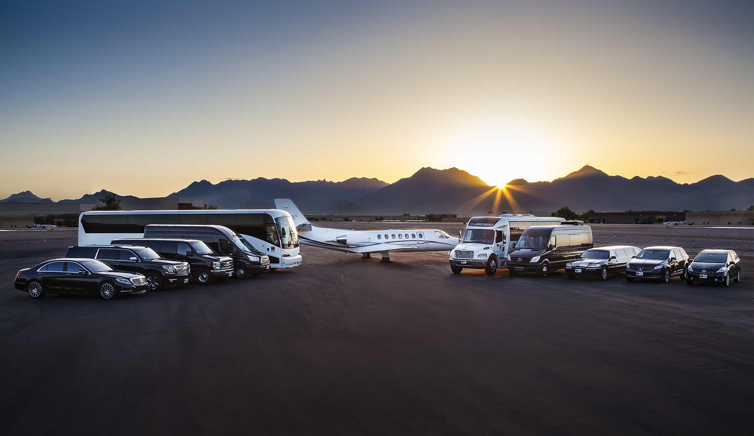 Driver Provider car service fleet
